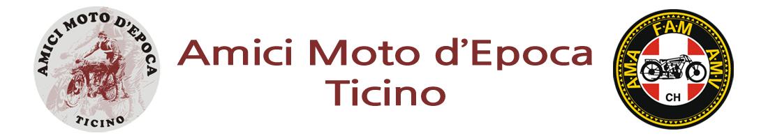 Amici Moto d'Epoca Ticino Logo